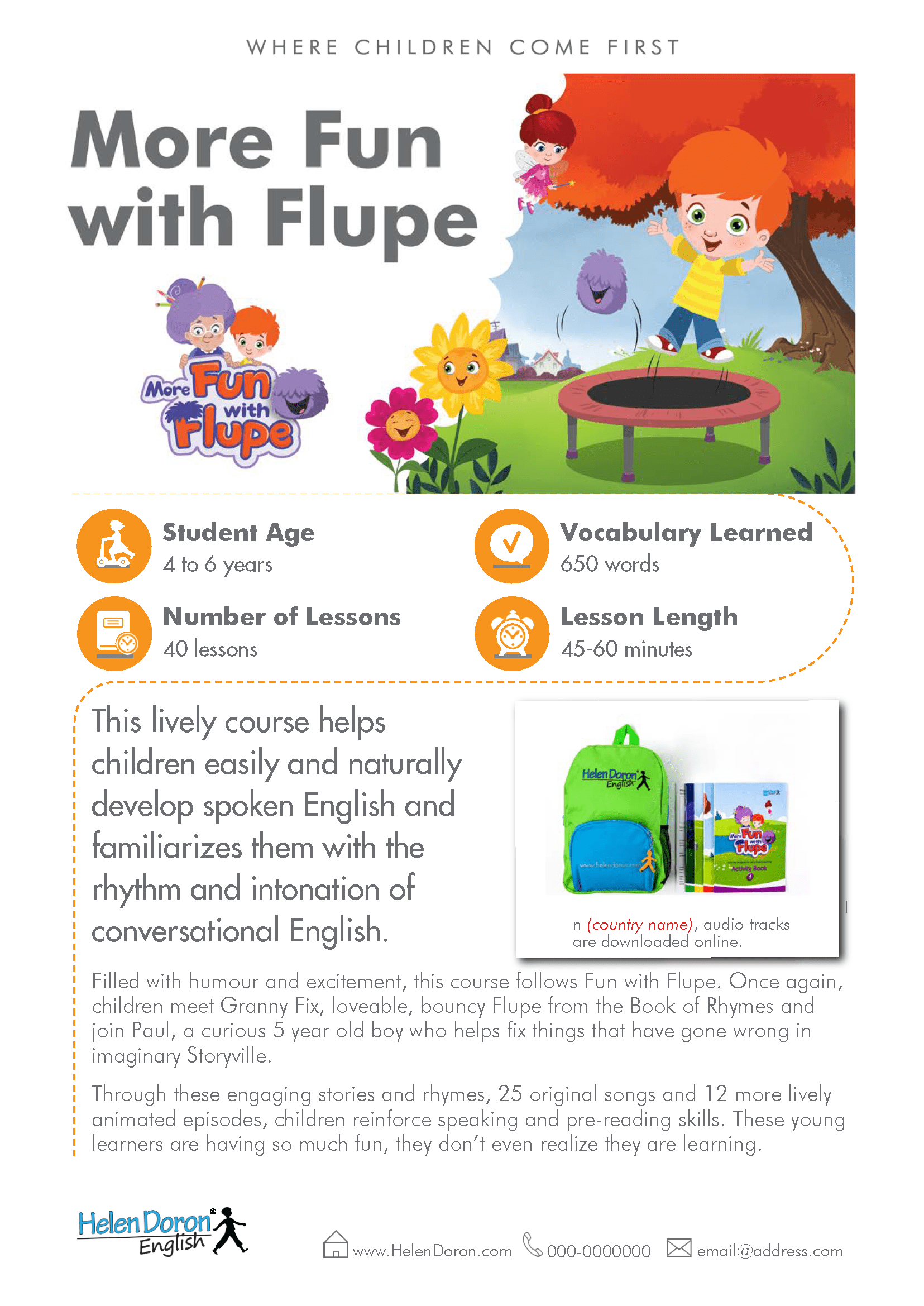 Download - More Fun with Flupe‎