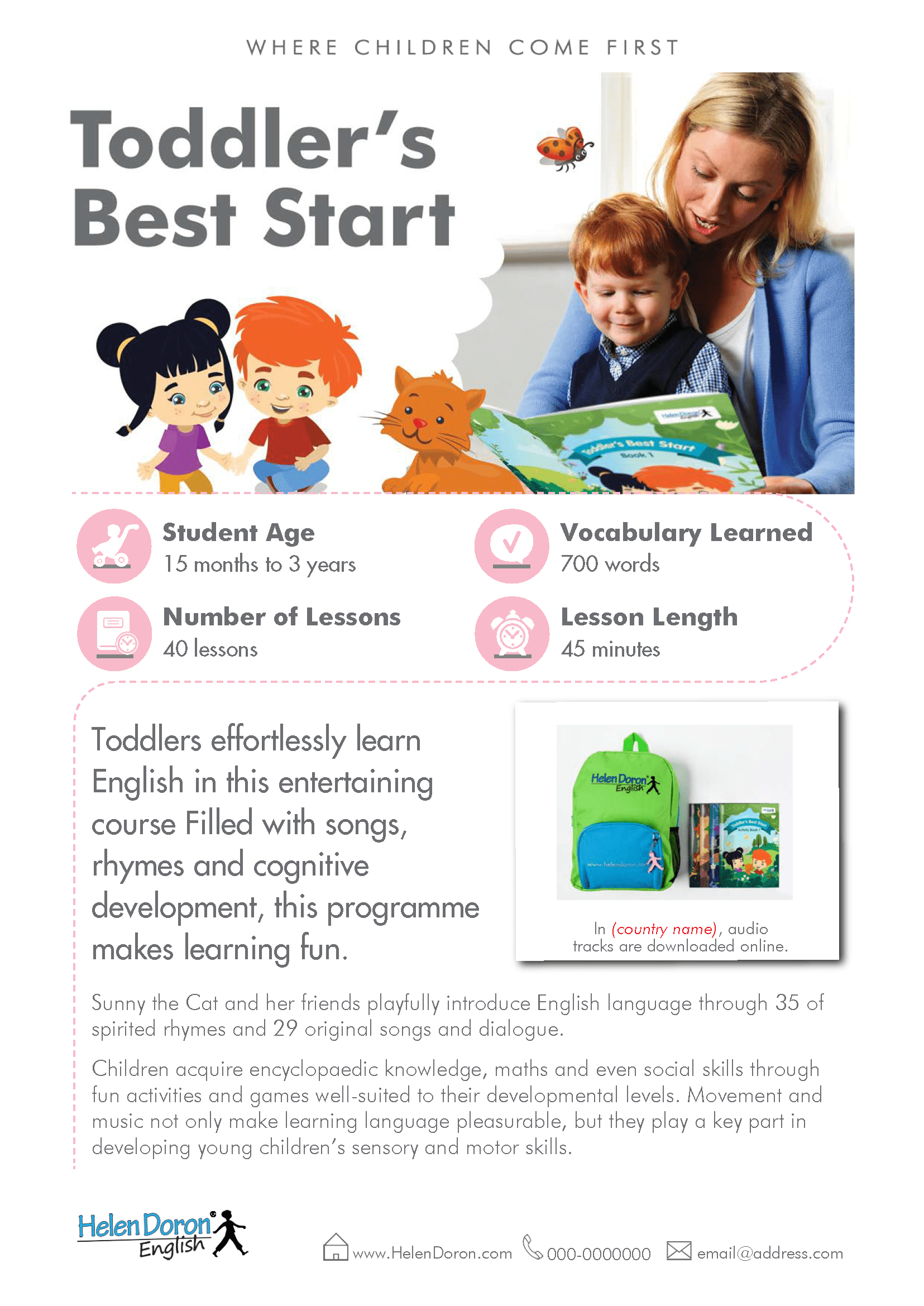 Download - Toddler's Best Start
