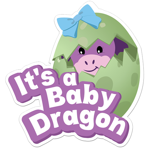It's a Baby Dragon