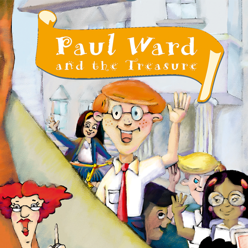 Paul Ward and the Treasure ‎