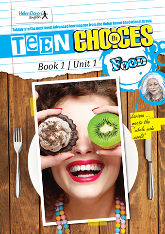 Guarda dentro - Teen Choices (B1)‎