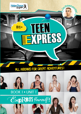 Guarda dentro - Teen Express (B1+)‎