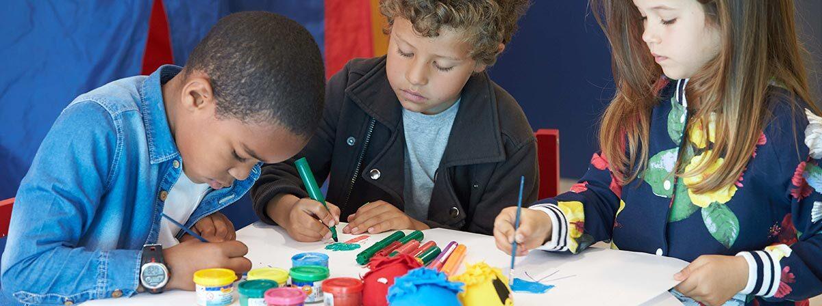 insegnare inglese ai bambini giocando