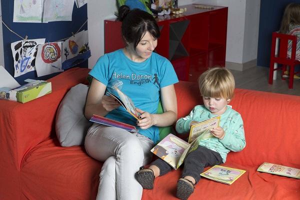 attività per bambini 12-18 mesi