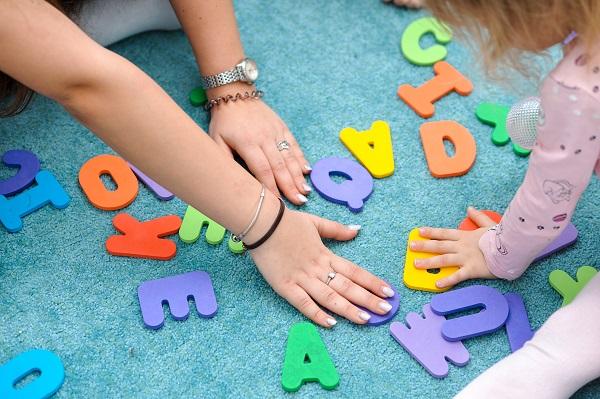 attività per bambini 3-4 anni