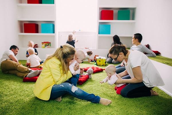 attività per bambini 6 mesi